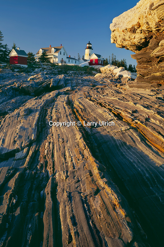Pemaquid Point Lighthouse<br />