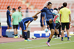Maya Yoshida (JPN), SEPTEMBER 5, 2016 - <br /> Football / Soccer : Japan training session ahead of the FIFA World Cup Russia 2018 Asian Qualifier <br /> Final Round match agansit Thailand at Rajamangala National Stadium, Bangkok, Thailand.<br /> (Photo by Yusuke Nakanishi/AFLO SPORT)