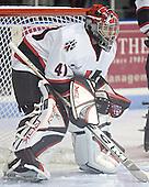 Adam Geragosian - The Boston College Eagles and Northeastern University Huskies tied at 1 on Saturday, October 22, 2005, at Matthews Arena in Boston, Massachusetts.