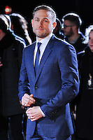 Charlie Hunnam<br /> at the &quot;Lost City of Z&quot; premiere held at the British Museum, London.<br /> <br /> <br /> &copy;Ash Knotek  D3229  16/02/2017