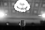 October 08, 2009. Durham, North Carolina.. First full day of rehearsal..Behind the scenes of the making of the Hallelujah Train, an album featuring PASTOR BRADY BLADE, SR., BRIAN BLADE, BRADY BLADE, JR., DANIEL LANOIS, GREG LEISZ, BUDDY MILLER, CHRIS THOMAS, ADA SMALL, AARON EMBRY & THE ZION BAPTIST CHURCH CHOIR UNDER  THE DIRECTION OF SERECA HENDERSON. .
