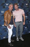31 March 2017 - Las Vegas, NV -  Brandon Liberati, Craig Ramsay . W Las Vegas Grand Opening at W Las Vegas.  Photo Credit: MJT/AdMedia