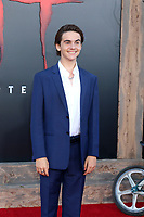 """LOS ANGELES - AUG 26:  Jack Dylan Grazer at the """"It Chapter Two"""" Premiere at the Village Theater on August 26, 2019 in Westwood, CA"""
