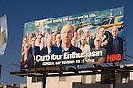 Larry David Curb Your Enthusiasm billboard, circa 2000s