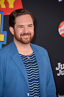 "LOS ANGELES, USA. June 12, 2019: John Morris at the world premiere of ""Toy Story 4"" at the El Capitan Theatre.<br /> Picture: Paul Smith/Featureflash"