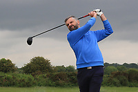 Mark O'Rourke (Royal Tara) on the 2nd tee during Round 1 of The East of Ireland Amateur Open Championship in Co. Louth Golf Club, Baltray on Saturday 1st June 2019.<br /> <br /> Picture:  Thos Caffrey / www.golffile.ie<br /> <br /> All photos usage must carry mandatory copyright credit (© Golffile | Thos Caffrey)