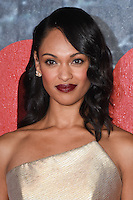 "Cynthia Addai-Robinson<br /> at the premiere of ""The Accountant"" at the Empire Leicester Square, London.<br /> <br /> <br /> ©Ash Knotek  D3183  17/10/2016"