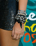 UNIVERSAL CITY, CA. - August 09: Actress/singer Miley Cyrus  arrives at the Teen Choice Awards 2009 held at the Gibson Amphitheatre on August 9, 2009 in Universal City, California.