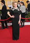 Cara Theobold attends The 20th SAG Awards held at The Shrine Auditorium in Los Angeles, California on January 18,2014                                                                               © 2014 Hollywood Press Agency