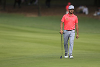 Abrahan Ancer (MEX) on the 16th during the final round of the WGC HSBC Champions, Sheshan Golf Club, Shanghai, China. 03/11/2019.<br /> Picture Fran Caffrey / Golffile.ie<br /> <br /> All photo usage must carry mandatory copyright credit (© Golffile | Fran Caffrey)