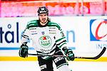 Stockholm 2014-03-27 Ishockey Kvalserien Djurg&aring;rdens IF - R&ouml;gle BK :  <br /> R&ouml;gles Almen Bibic <br /> (Foto: Kenta J&ouml;nsson) Nyckelord:  DIF Djurg&aring;rden R&ouml;gle RBK Hovet portr&auml;tt portrait