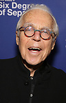 John Guare attends the Opening Night Performance of 'Six Degrees Of Separation' at the Barrymore Theatre on April 25, 2017 in New York City.