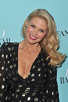 NEW YORK, NY - APRIL 19: Christie Brinkley at the Harper's Bazaar: 150th Anniversary Party at The Rainbow Room on April 19, 2017 in New York City. <br /> CAP/MPI/PAL<br /> &copy;PAL/MPI/Capital Pictures