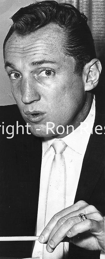 Raiders Al Davis 1965.photo Ron Riesterer