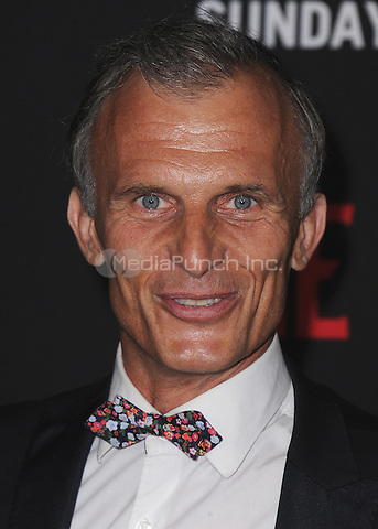 "LOS ANGELES, CA - JULY 10:  Richard Sammel at the Premiere Event for ""The Strain"", presented by FX Networks at the Directors Guild of America on July 10, 2014 in Los Angeles, California. Credit: PGKirkland/MediaPunch"