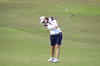 Jeong Eun Lee (KOR) in action on the 1st during Round 3 of the HSBC Womens Champions 2018 at Sentosa Golf Club on the Saturday 3rd March 2018.<br /> Picture:  Thos Caffrey / www.golffile.ie<br /> <br /> All photo usage must carry mandatory copyright credit (&copy; Golffile | Thos Caffrey)