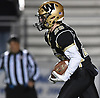 Tom von Bargen #20 of Wantagh races upfield during the Nassau County football Conference III semifinals against South Side Shuart Stadium in Hempstead on Saturday, Nov. 10, 2018.