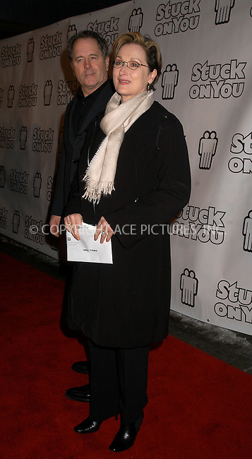 MERYL STREEP  at the Special Screening of 'Stuck On You' in New York, December 8, 2003. Please byline: AJ SOKLANER/NY Photo Press.   ..*PAY-PER-USE*      ....NY Photo Press:  ..phone (646) 267-6913;   ..e-mail: info@nyphotopress.com
