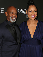 05 January 2019 - Los Angeles, California - Ted Bunch, Garcelle Beauvais. Sean Penn CORE Gala: Benefiting the organization formerly known as J/P HRO & Its Life-Saving Work Across Haiti & the World held at Wiltern Theater. Photo Credit: Faye Sadou/AdMedia