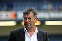 Southend United managerPhil Brown during Southend United vs Newport County, Caraboa Cup Football at Roots Hall on 8th August 2017