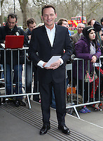 Perry Fenwick arriving for the TRIC Awards 2014, at Grosvenor House Hotel, London. 11/03/2014 Picture by: Alexandra Glen / Featureflash