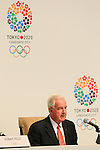 Craig Reedie, MARCH 7, 2013 : International Olympic Committee (IOC) Vice President Craig Reedie attends a Press conference about presentations of Tokyo 2020 bid Committee in Tokyo, Japan. (Photo by Yusuke Nakanishi/AFLO SPORT).