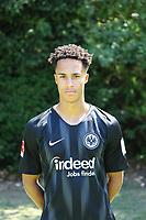 Deji Beyreuther (Eintracht Frankfurt) - 26.07.2018: Eintracht Frankfurt Mannschaftsfoto, Commerzbank Arena