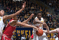 Berkeley, CA - January 3, 2016: CAL Men's Basketball's 71-58 victory against Utah Utes at Haas Pavilion.