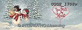 Dona Gelsinger, CHRISTMAS SANTA, SNOWMAN, WEIHNACHTSMÄNNER, SCHNEEMÄNNER, PAPÁ NOEL, MUÑECOS DE NIEVE, paintings+++++,USGE1708W,#X#
