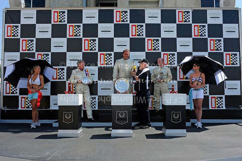 IMSA/Championship of Makes Podium