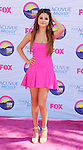 UNIVERSAL CITY, CA - JULY 22: Selena Gomez arrives at the 2012 Teen Choice Awards at Gibson Amphitheatre on July 22, 2012 in Universal City, California.