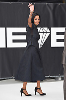 "Lady Shakira Caine<br /> at the World Premiere of  ""King of Thieves"", Vue Cinema Leicester Square, London<br /> <br /> ©Ash Knotek  D3429  12/09/2018"