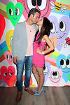 "WEST HOLLYWOOD - JUN 15: Sean McEwen, Tammin Sursok at the ""At Home with the Zierings"" Blog Launch Party at Au Fudge on June 15, 2016 in West Hollywood, California"