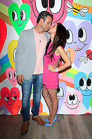 """WEST HOLLYWOOD - JUN 15: Sean McEwen, Tammin Sursok at the """"At Home with the Zierings"""" Blog Launch Party at Au Fudge on June 15, 2016 in West Hollywood, California"""