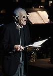 Dick Latessa performing in the Manhattan Concert Production of 'Ragtime - In Concert' at Avery Fisher Hall in New York City on 2/18/2013