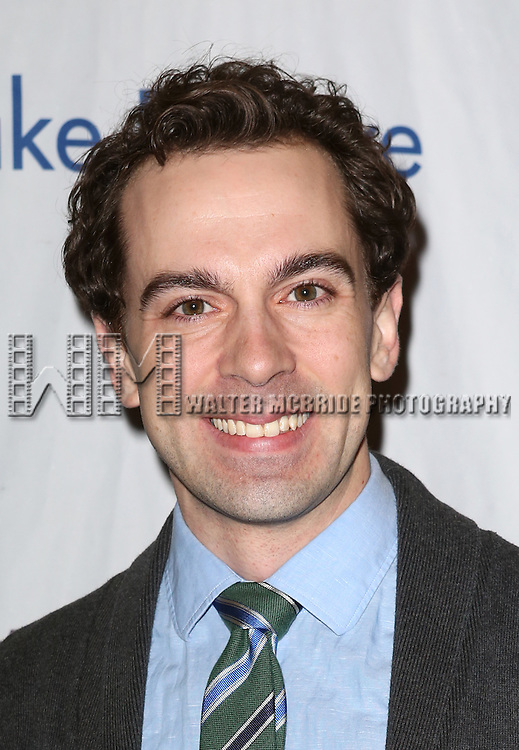 Rob McClure attends the 14th Annual 'Only Make Believe' Gala at the Bernard B. Jacobs Theatre on November 4, 2013  in New York City.