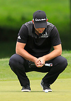 Bradley Neil (SCO) on the 1st green during Round 1 of the Bridgestone Challenge 2017 at the Luton Hoo Hotel Golf &amp; Spa, Luton, Bedfordshire, England. 07/09/2017<br /> Picture: Golffile | Thos Caffrey<br /> <br /> <br /> All photo usage must carry mandatory copyright credit     (&copy; Golffile | Thos Caffrey)