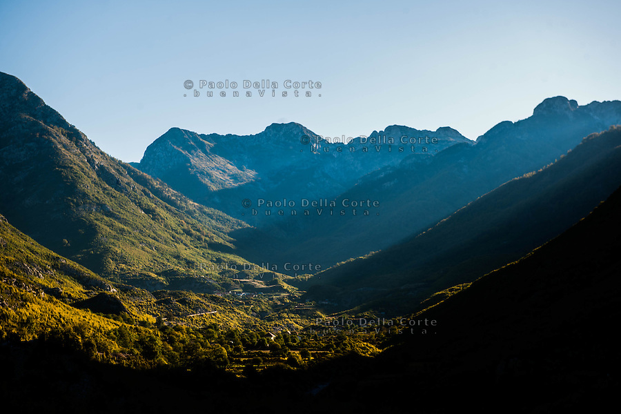 Albania - Theth National Park