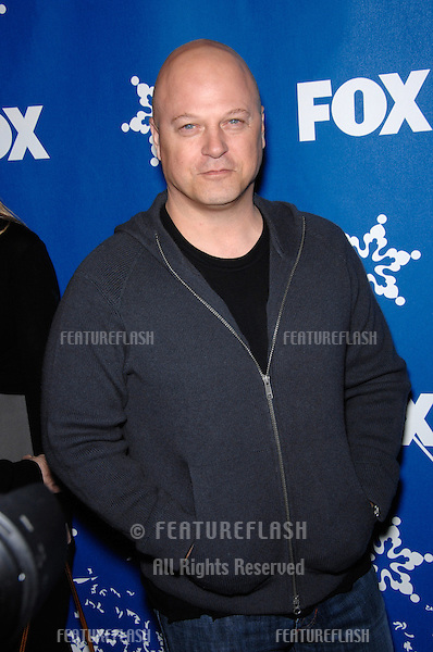 "MICHAEL CHIKLIS - star of ""The Shield"" - at the Fox All-Star Winter TCA Party in Pasadena..January 20, 2007  Pasadena, CA.Picture: Paul Smith / Featureflash"