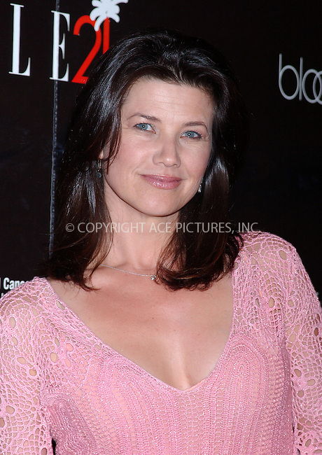 WWW.ACEPIXS.COM . . . . . ....NEW YORK, SEPTEMBER 7, 2005....Daphne Zuniga at Elle Magazine's 21st Birthday Bash held at Bloomingdale's.....Please byline: KRISTIN CALLAHAN - ACE PICTURES.. . . . . . ..Ace Pictures, Inc:  ..Craig Ashby (212) 243-8787..e-mail: picturedesk@acepixs.com..web: http://www.acepixs.com
