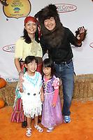 UNIVERSAL CITY, CA - OCTOBER 21:  Ken Jeong at the Camp Ronald McDonald for Good Times 20th Annual Halloween Carnival at the Universal Studios Backlot on October 21, 2012 in Universal City, California. ©mpi28/MediaPunch Inc. /NortePhoto