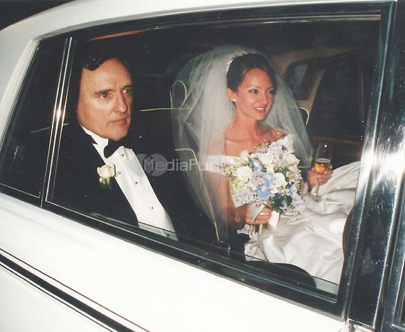 Dennis Hopper, Victoria Duffy 1996<br /> Photo to By John Barrett/PHOTOlink/MediaPunch