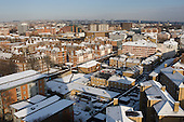 View over Church Street and Lisson Green from Kennet House.