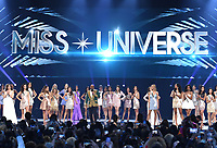 ATLANTA, GA - DECEMBER 8: 2019 MISS UNIVERSE: Steve Harvey hosts the 2019 MISS UNIVERSE competition airing LIVE on Sunday, Dec. 8 (7:00-10:00 PM ET live/PT tape-delayed) on FOX. (Photo by Frank Micelotta/FOX/PictureGroup)