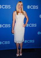 NEW YORK CITY, NY, USA - MAY 14: Anna Faris at the 2014 CBS Upfront held at Carnegie Hall on May 14, 2014 in New York City, New York, United States. (Photo by Celebrity Monitor)