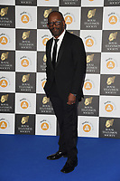 Lennie James<br /> arriving for the RTS Awards 2019 at the Grosvenor House Hotel, London<br /> <br /> ©Ash Knotek  D3489  19/03/2019
