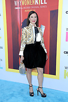 """LOS ANGELES - AUG 7:  Lucy Liu at the """"Why Women Kill"""" Premiere at the Wallis Annenberg Center on August 7, 2019 in Beverly Hills, CA"""