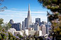 Prudential Building In San Francisco