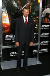 "HOLLYWOOD, CA. - August 06: Gunner Wright arrives at a special screening of ""G.I. Joe: The Rise Of The Cobra"" on August 6, 2009 in Hollywood, California."