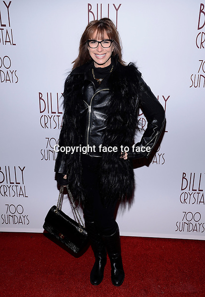 NEW YORK, NY - NOVEMBER 13, 2013: Tv personality Jill Zarin pictured at the opening Night with Billy_Crystal 'Billy's Back' at the Imperial Theatre in New York City,on November 13, 2013 <br /> Credit: MediaPunch/face to face - Germany, Austria, Switzerland, Eastern Europe, Australia, UK, USA, Taiwan, Singapore, China, Malaysia, Thailand, Sweden, Estonia, Latvia and Lithuania rights only -